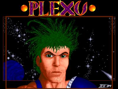 Spillets hovedperson ser ut som han mener alvor.