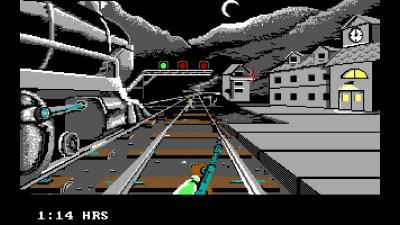 Det er for ordens skyld PC-versjonen av The Train, og ikke Commodore 64-versjonen, som er ute på GOG.