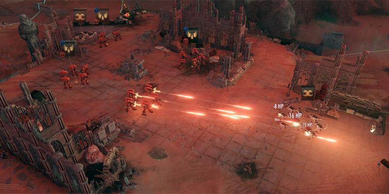 warhammer 40 000 battlesector