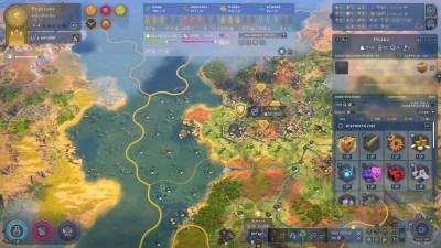 En by kan dekke flere regioner.