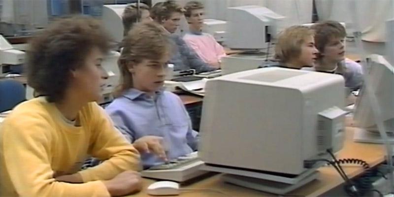 dataspill i skolen