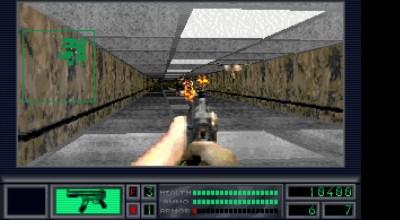 Operation Body Count presser nok Wolfenstein 3D-teknologien til det ytterste. Men det imponerte neppe så mange i 1995.