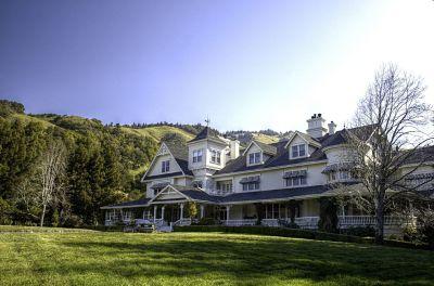 Skywalker Ranch var hovedkvarteret til Lucasfilm, og stedet der Maniac Mansion ble kokt sammen.