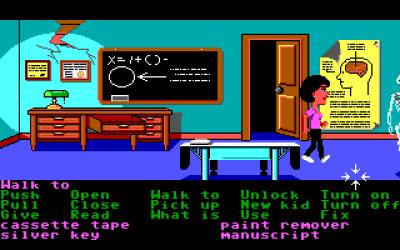 Den PC-versjonen de fleste kjenner i dag ble til i forbindelse med at spillet ble oppgradert for Amiga og Atari ST.