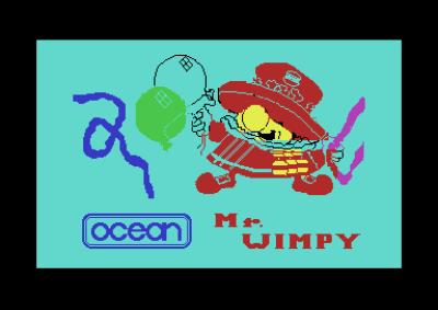 Møt hamburgerkokken Mr. Wimpy.