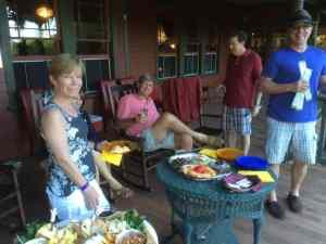 porch treats