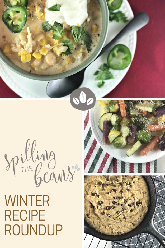 Spilling the Beans Winter Recipe Roundup