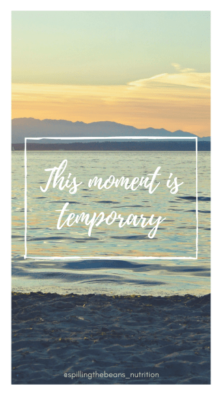 This Moment is Temporary