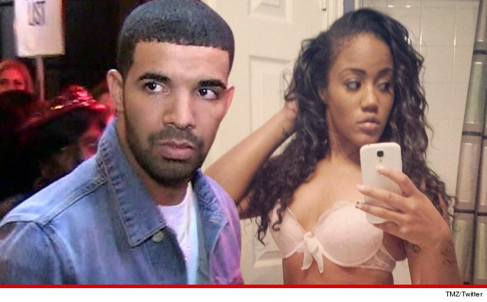 Jhonni Blaze Alleges She Sexed Drake,Then His Team THREATENED Her Life!