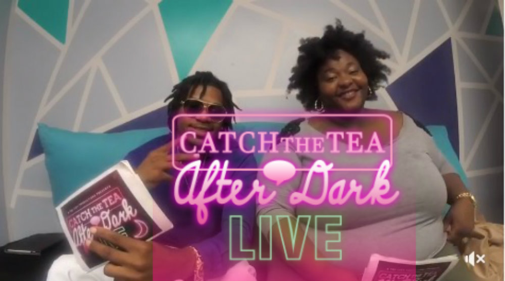 Catch The Tea After Dark with Joe Money Reed