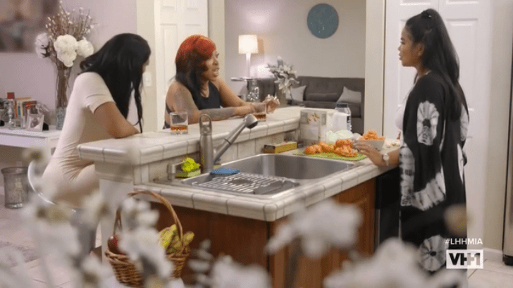 "Top 5 Ratchet Moments Love Hip Hop Miami #LHHMIA Season 1 Ep. 8  ""Take The Wig Off"""