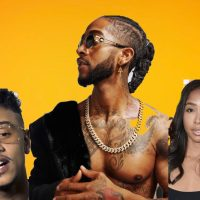 Omarion Speaks Publicly Fizz and  Apryl' Relationship