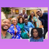 Janet Hubert Clarifies Why Alfonso Ribeiro Wasn't Apart of her Segment in 'Fresh Prince' Reunion
