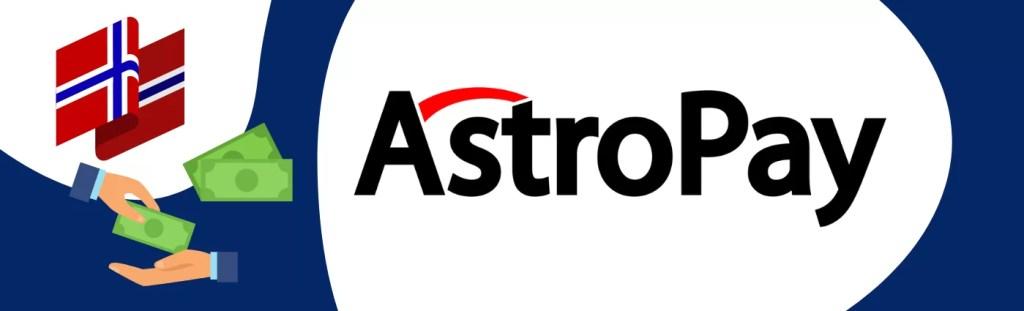 Transaksjoner ved bruk av AstroPay