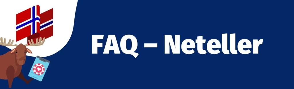FAQ-Neteller