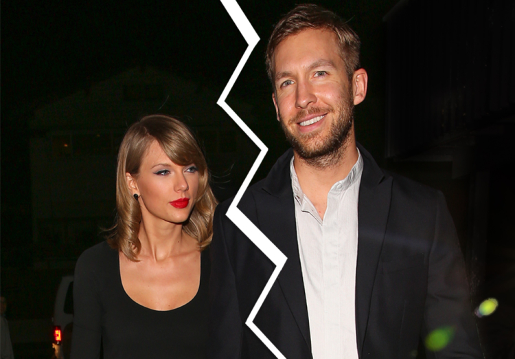 「taylor swift and calvin harris broke up」的圖片搜尋結果