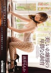 美しいお嬢様の卑猥なる飼 育酒井ももか 【MGSだけの特典映像付】 +40分