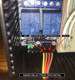 fig 8 how to connect the gpio pins to the relay  [ 1600 x 1200 Pixel ]