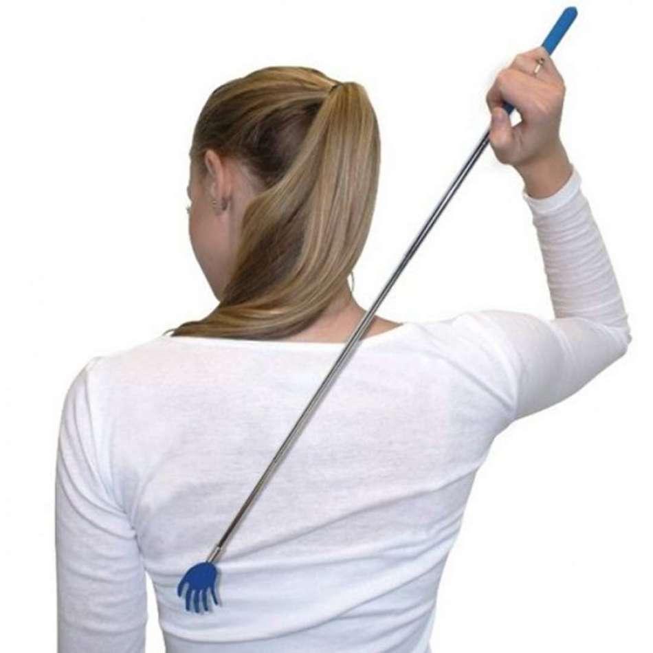 Почему чешется спина в области лопаток, но сыпи нет, что делать. Чешется спина и в области лопаток: причины зуда
