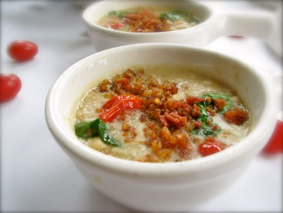 Bean soup by Angela Roberts
