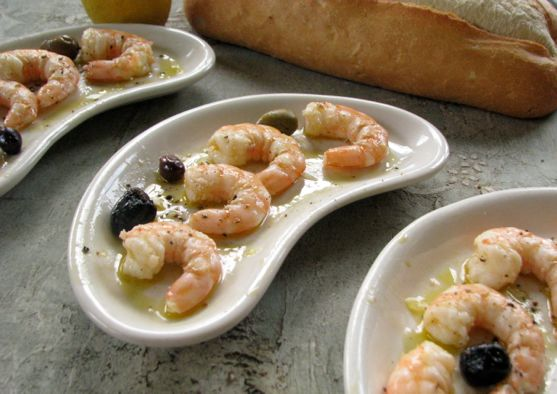 Healthy Shrimp Recipes from Spinach Tiger
