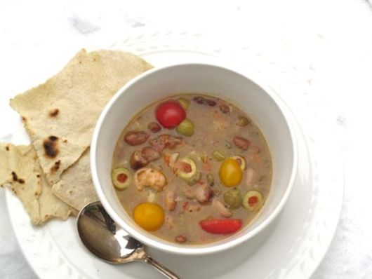 Snowcap Heirloom Bean Soup