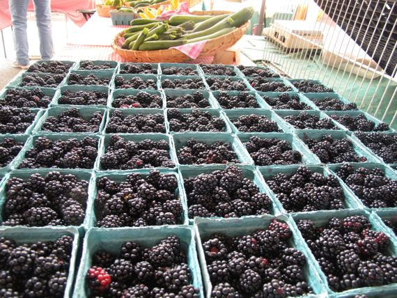Blackberry with Lime Basil by Angela Roberts