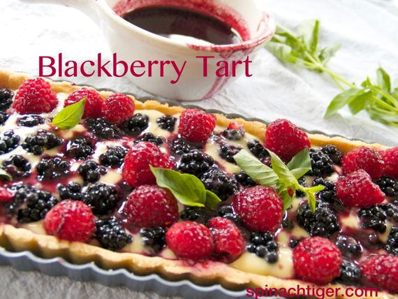 Blackberry Tart
