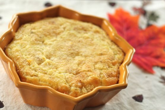 Baked Corn Pudding by angela Roberts