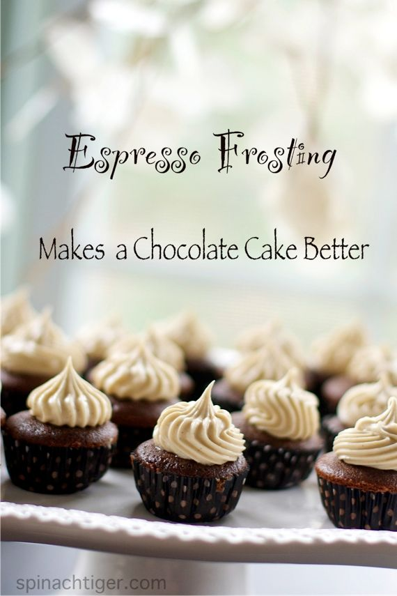 Espresso Frosting by angela Roberts