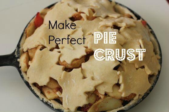 Make Perfect Pie Crust by Angela Roberts