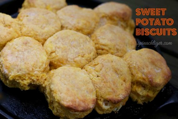 Sweet Potato Biscuits by Angela Roberts