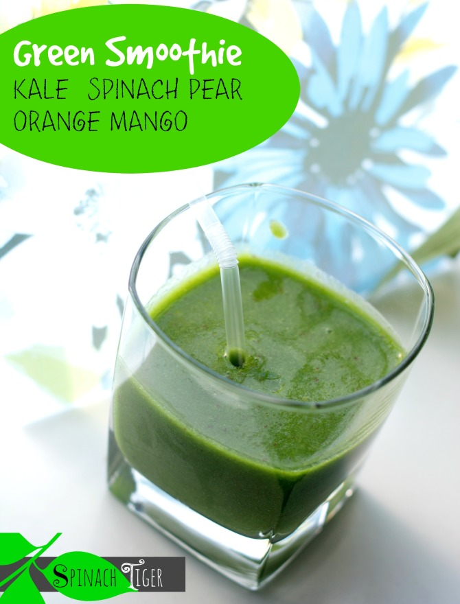 Green Smoothie by angela Roberts