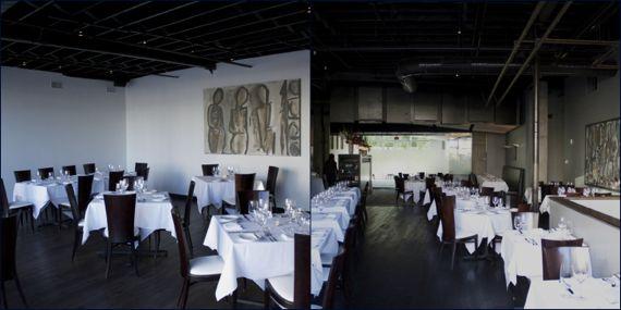 Watermark Restaurant Nashville