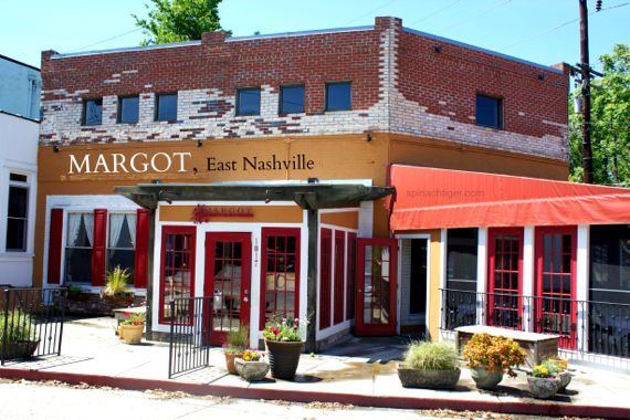 Margot Cafe in East Nashville by Angela Robers