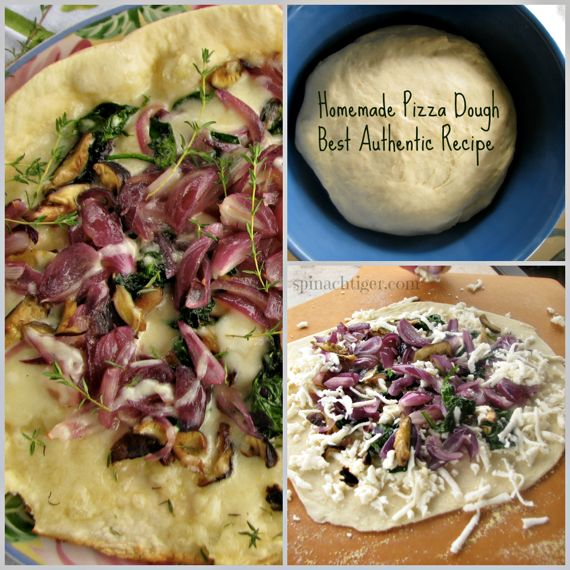 Pizza Dough and a year cooking Italy with Marcella Hazan by Angela Roberts