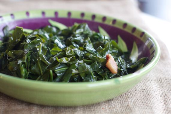 Melted Collard Greens by Angela Roberts