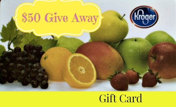 $50 Give Away at Kroger Marketplace by Angela Roberts