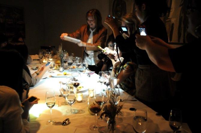 Nashville Food Bloggers at Watermark by Angela Roberts