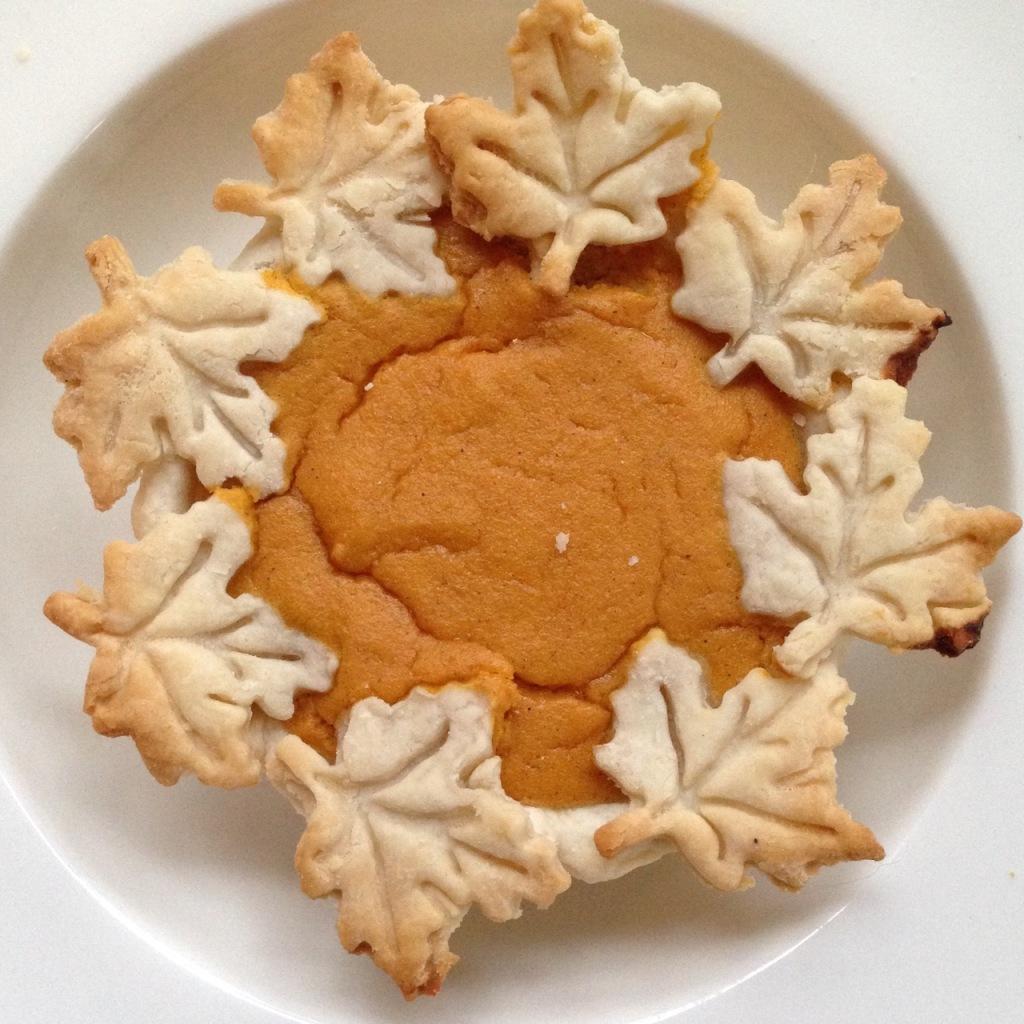 Apple Sweet Potato Pie by Angela Roberts