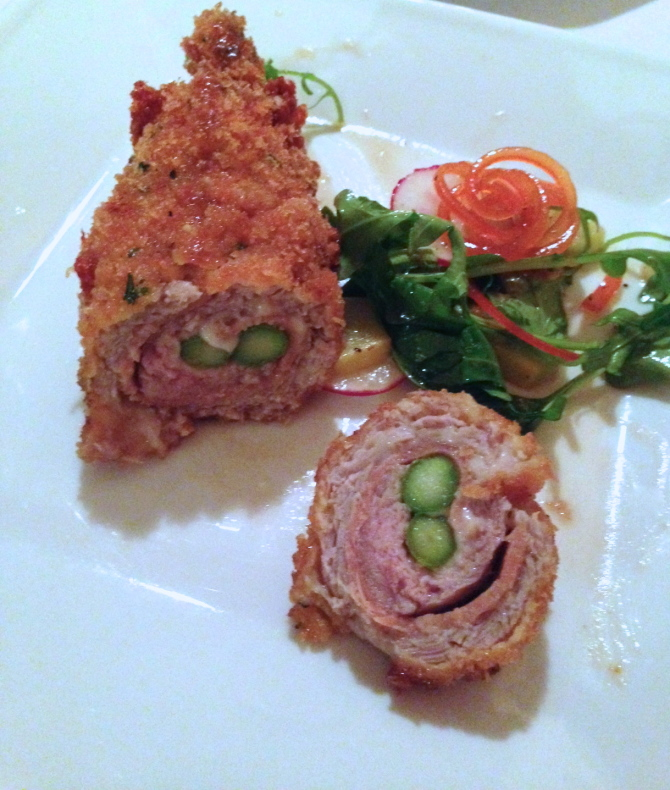 Veal at Sole Mio by angela roberts