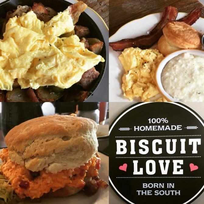 Biscuit Love Brunch in Nashville