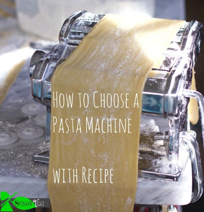 Favorite Kitchen Tools, Atlas Pasta Machine from Spinach Tiger