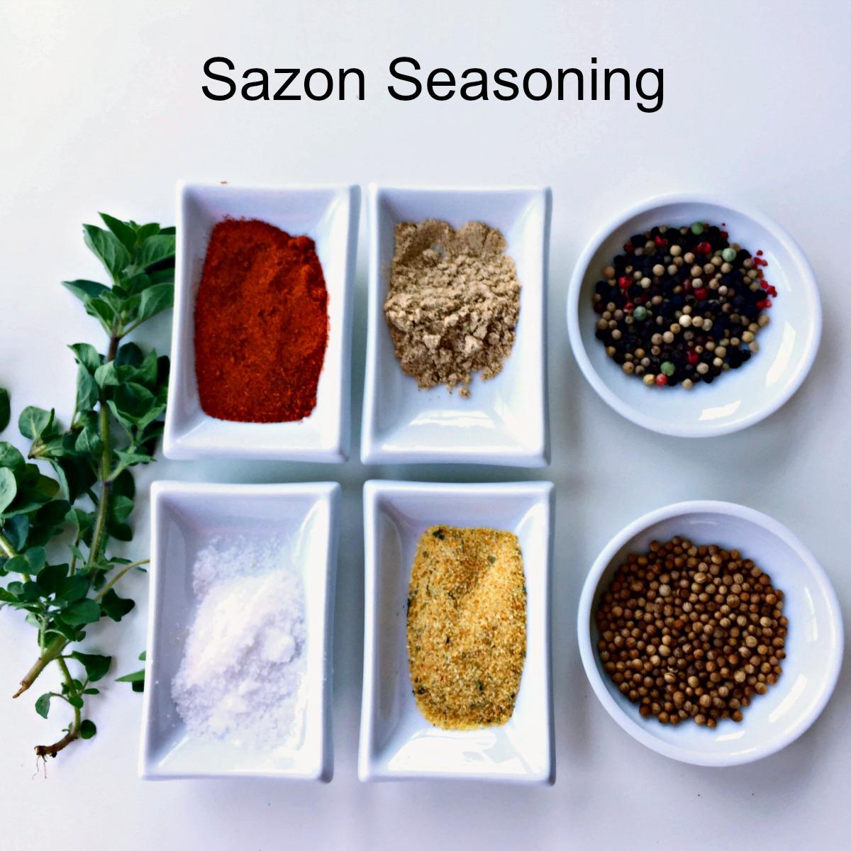 Sazon Seasoning