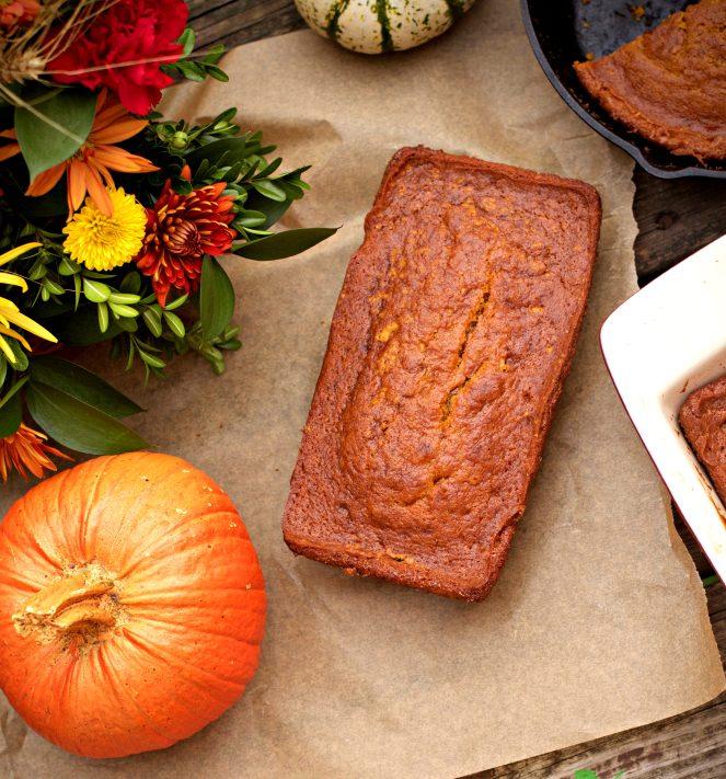 Sandy's Pumpkin Bread