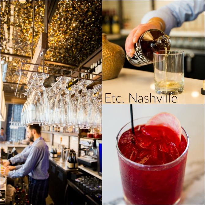 Etc. Nashville Cocktails from Spinach Tiger