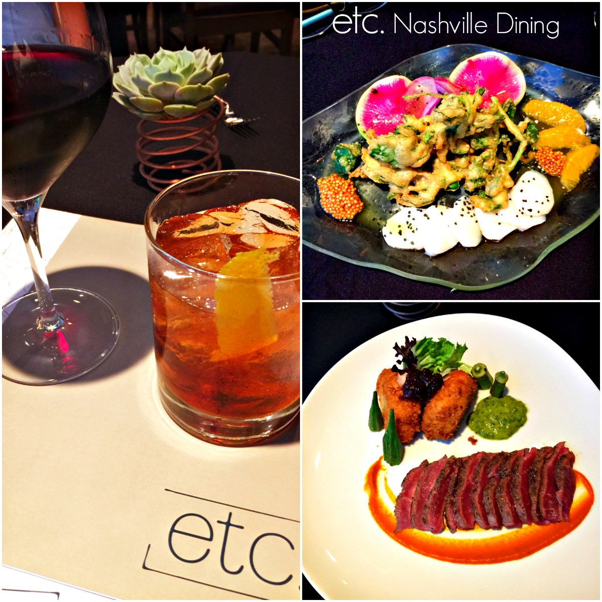 Etc. a Nashville Restaurant by Spinach TIger