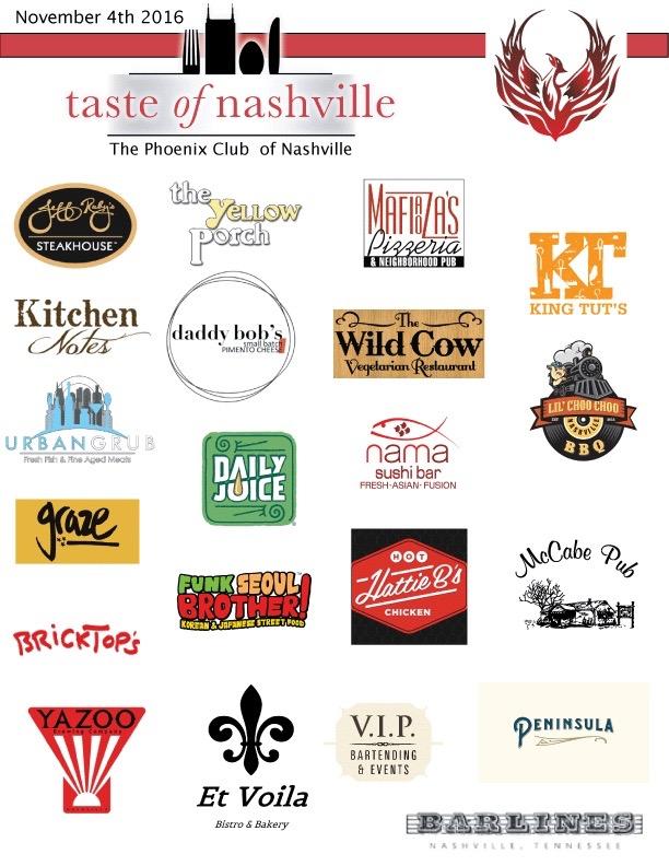 Taste of Nashville