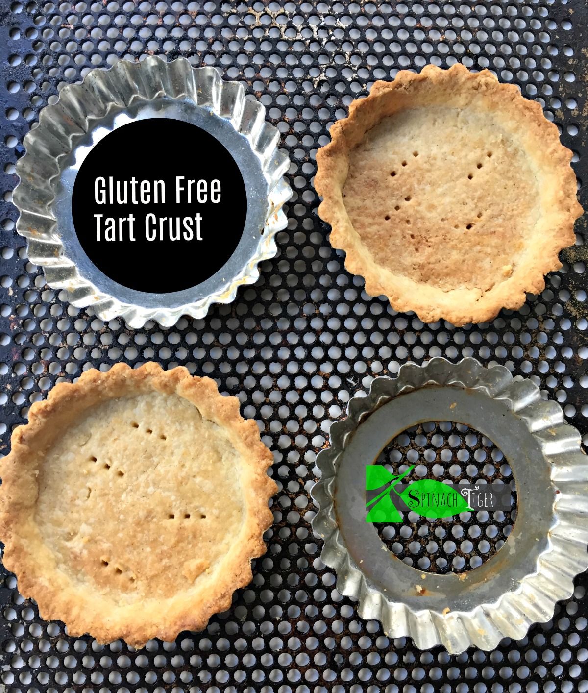 Make gluten free tart crust recipe, gluten free pie crust recipe that tastes just like pastry dough with rice flour gluten free mix. #glutenfreetartcrust #glutenfree #tartcrust via @angelaroberts