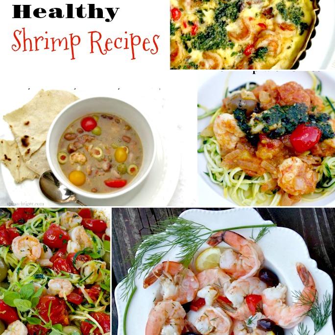 Healthy Shrimp Recipes